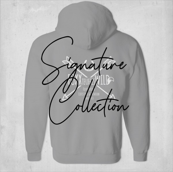 Classic Zip-Hoodie SIGNATURE COLLECTION