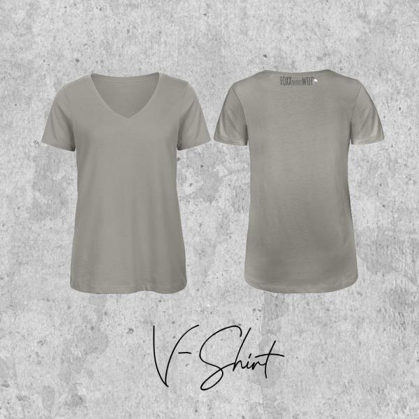 V-Shirt - diverse Motive