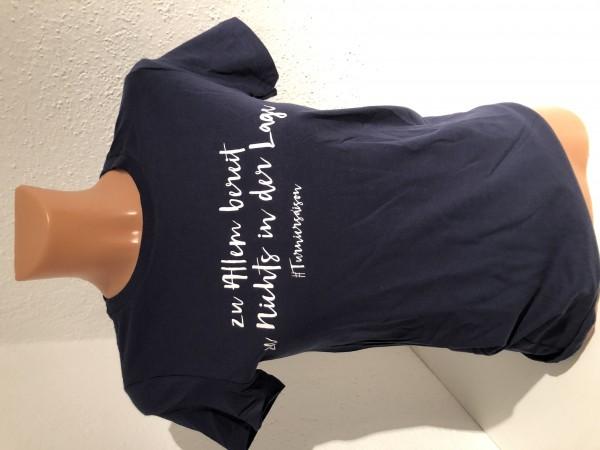 Slim Shirt - zu Allem bereit, zu Nichts in der Lage